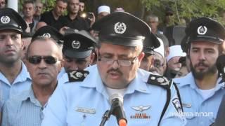 حرفيش : جنازة الماسوف على شبابه الشرطي المرحوم كميل شكيب شنان