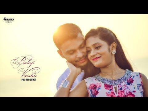 Pre Wed Shoot | Balaji♥Vaishu | Graphika Photography | Coimbatore
