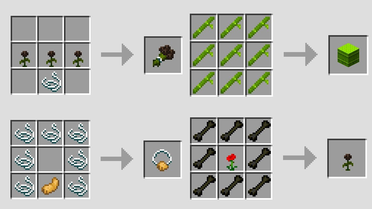 list of all minecraft potions and how to make them