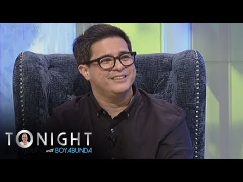 TWBA: Aga on his 16 years of marriage with Charlene