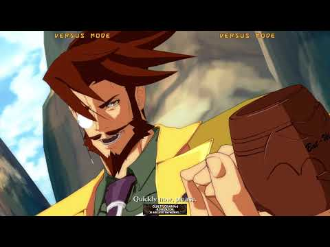 Guilty Gear Xrd -Revelator Man this game is fun!!!! Best button masher fighter on Market. |