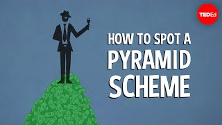 Download How to spot a pyramid scheme - Stacie Bosley Mp3 and Videos