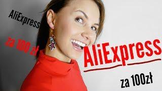 Aliexpress Haul. Zakupy z CHIN za 100zł. Opinia i prezentacja.