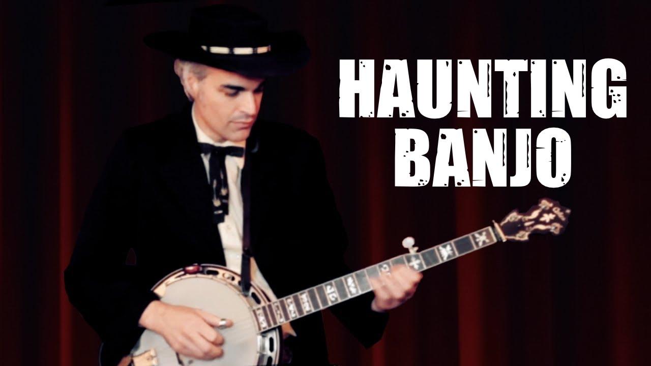 """Untitled #42"" Haunting Banjo Mitch Polzak Original Song (NEW!) | Banjo Bonanza Ep 28 Oct 27, 2020"