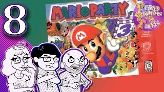 Mario Party, Ep. 8: Anything for a Bit - Press Buttons 'n Talk