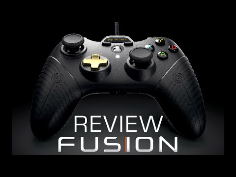 BUDGET ELITE CONTROLLER - PowerA Fusion Wired Controller Review for Xbox One & Windows