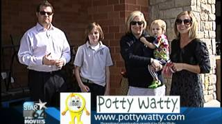 Storm and Amy STAR 64 Talks about Potty Watty #4