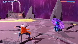 FURI Review (1080p) PS4 / Steam (Video Game Video Review)