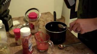 Low-carb Bbq Sauce