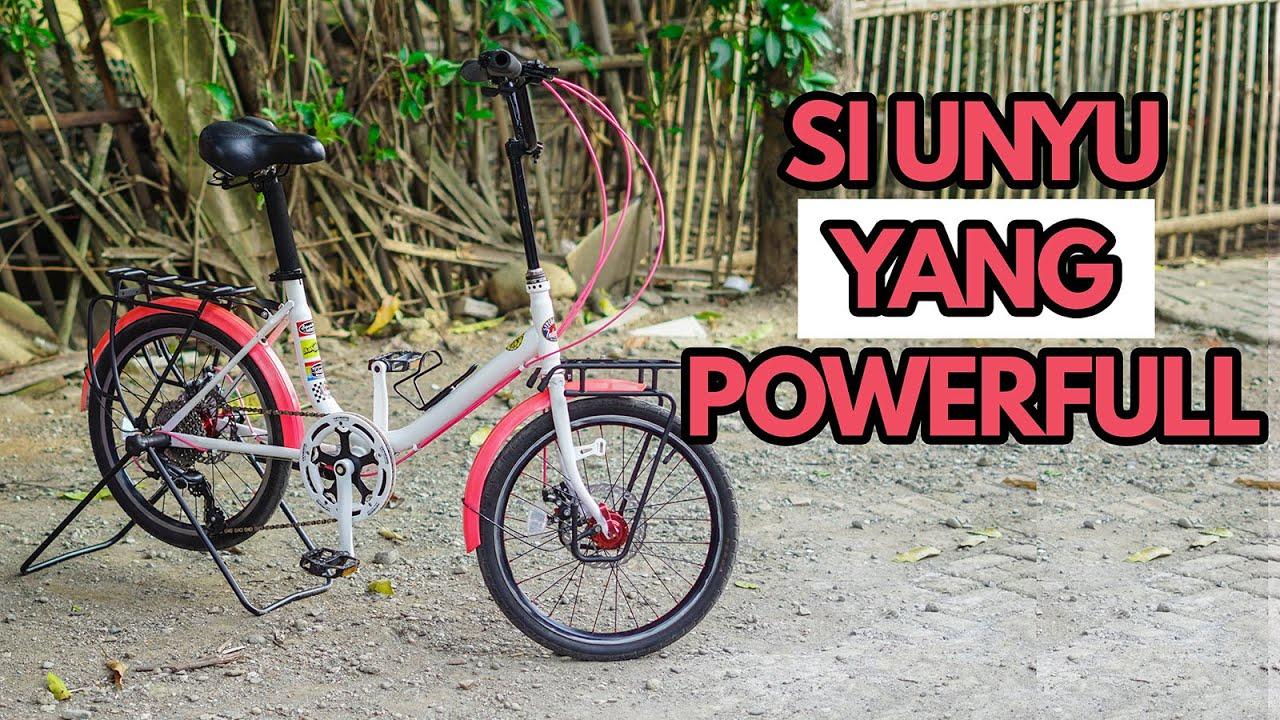 Review Biaya Rakit Sepeda Minion Deki Youtube