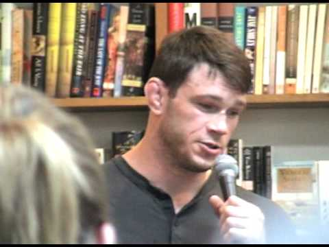 Forrest Griffin Talks About Fighting Anderson Silva
