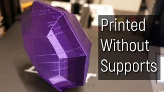Design Tips for Support Free 3D Printing Models (FDM)