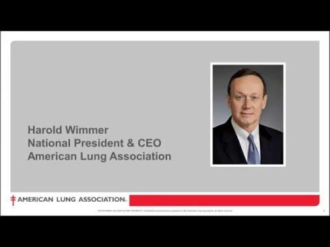 American Lung Association Research Webinar