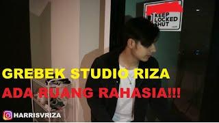 Grebek Studio Riza Syah !!! Ada Ruang Rahasia?!!!