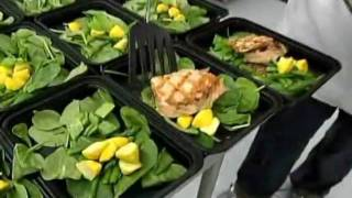 Zone Manhattan - How it Works! Eat Well and Live Better! Great for Fitness Program