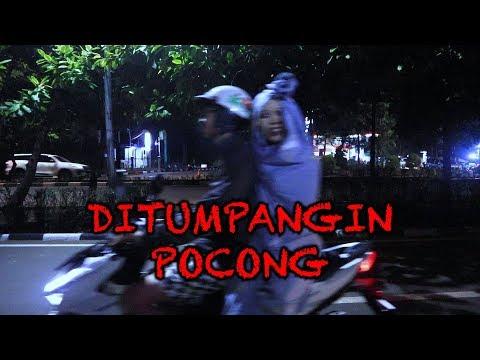DITUMPANGIN POCONG !!!   KOMPILASI VIDEO INSTAGRAM BANGIJAL TV