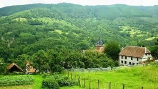 Promenade en Alsace    -  le Bas Rhin