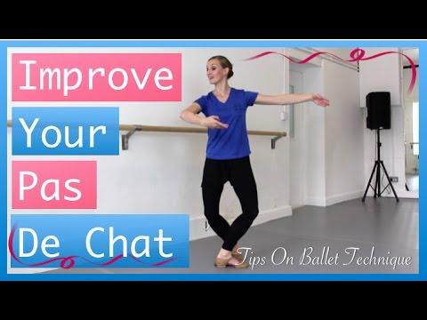 Improve Your Pas De Chat | Tips On Ballet Technique
