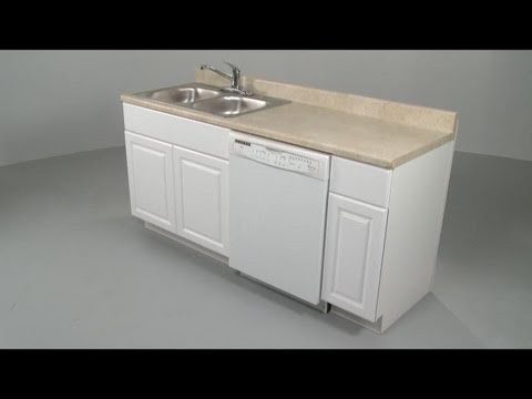 Whirlpool/ Kenmore Dishwasher Disassembly