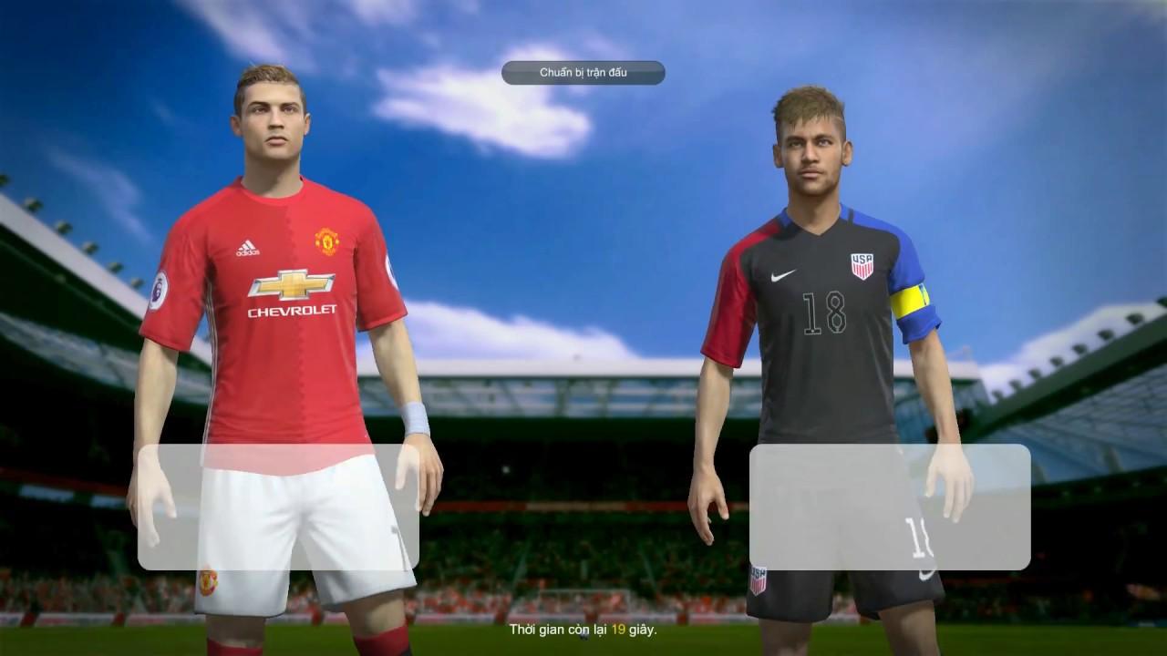 "Team color MU ""Mạnh nhất"" – Fifa Online 3"