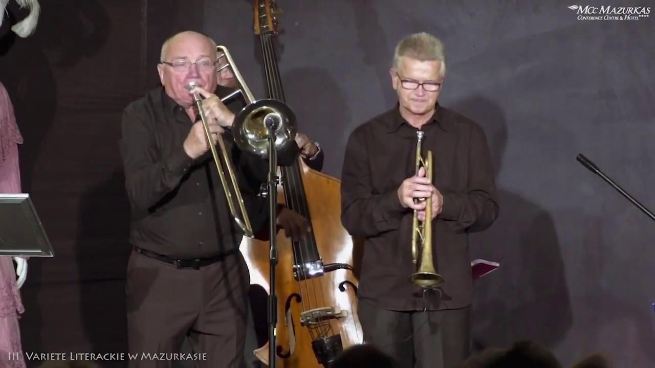 Variete literackie 3 Hotel Mazurkas - Old Jazz Band - standardy nowo-orleańskie