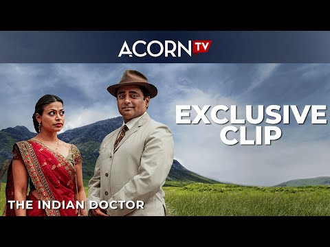 Acorn TV | The Indian Doctor | Exclusive Clip
