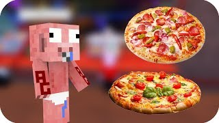 QUE PASA SI BEBE AENH HACE PIZZA - ROBLOX AENH WORK AT A PIZZA PLACE