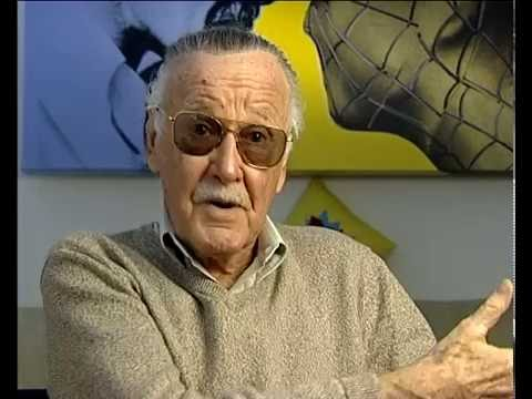 Stan Lee - No space to store the original comics (30/42)