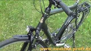 Raleigh Oakland de Luxe - Fahrrad für schwere und/oder große Fahrer
