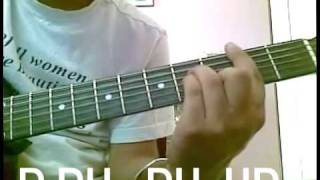learn ZARA SI on guitar