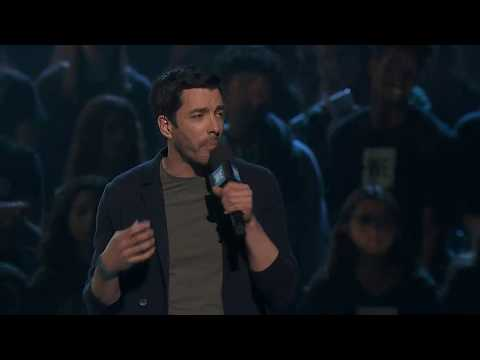Drew Scott & Ryan Hickman on Recycling - WE Day California 2018
