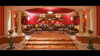 Burj Al Arab- The best Royal Suite in the World!