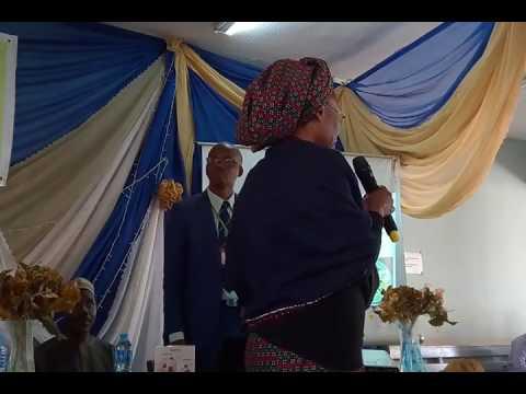 Glaucoma Awareness Talk- Dr Olaniyi S.