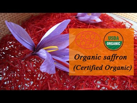 Organic Saffron supplier in Colorado Springs