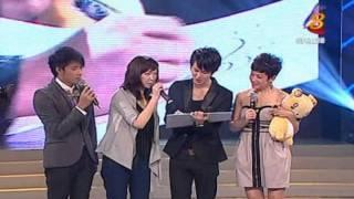 21/05/11 Kim Ki Bum @ The Sheng Siong Show 2011