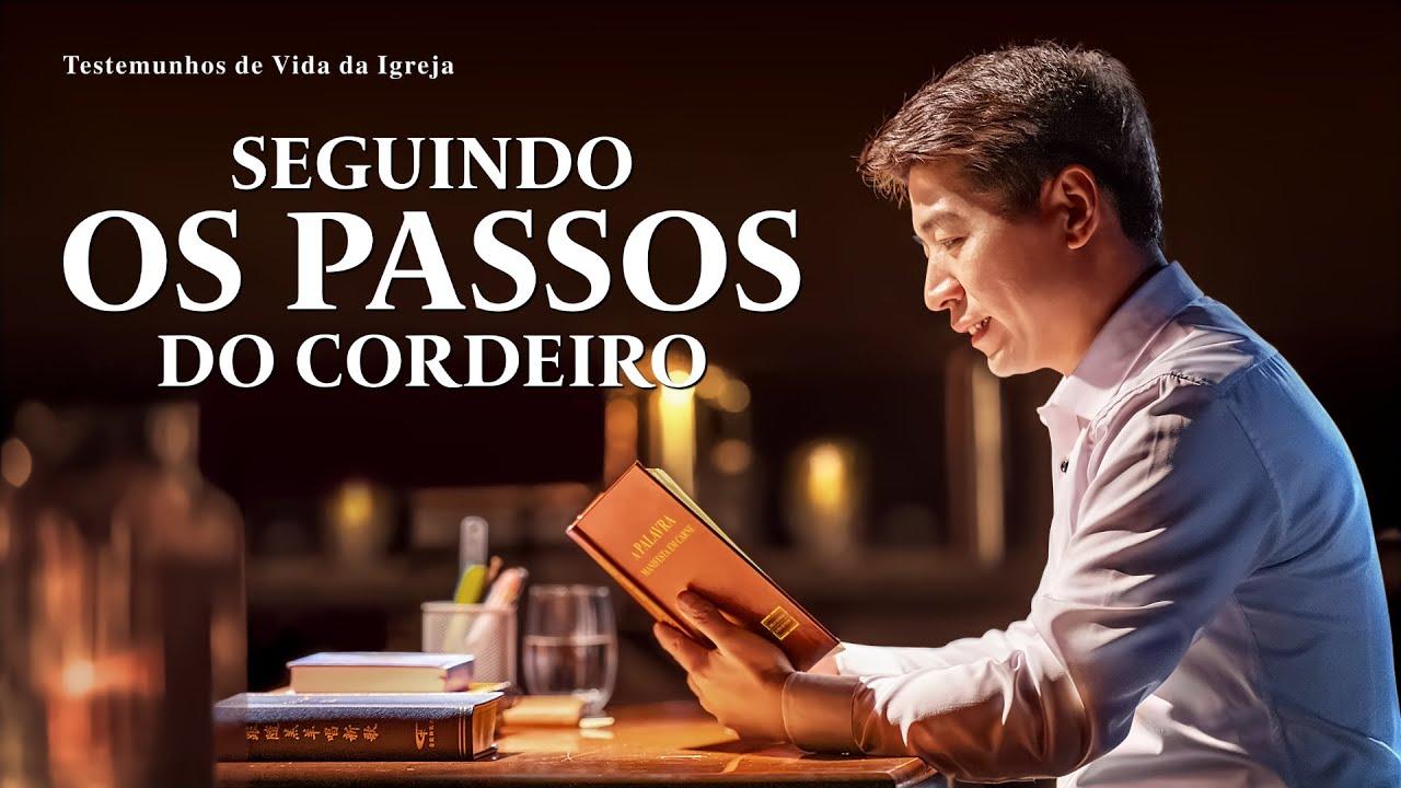 """Testemunho evangélico 2020 """"Seguindo os passos do Cordeiro"""""""