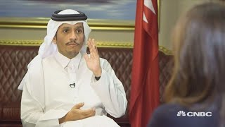 Qatar foreign minister: Iran sanctions not the way forward | Street Signs Europe