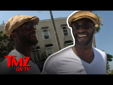 Aldis Hodge: Go Fund Me, The New Way To Pay For Healthcare?  TMZ TV