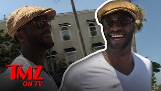 Aldis Hodge: Go Fund Me, The New Way To Pay For Healthcare? | TMZ TV