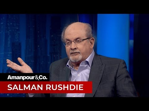 """Salman Rushdie on His Latest Novel, """"Quichotte"""" 