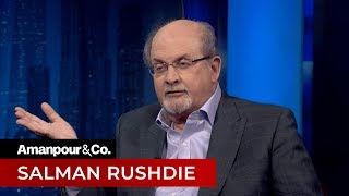 "Salman Rushdie on His Latest Novel, ""Quichotte"" 