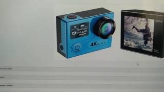 Прошивка камеры eken h8pro теперь может писать видео во время зарядки