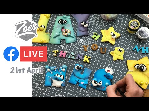 Fun lettering cookies Facebook live 06 from YouTube · Duration:  1 hour 14 minutes 44 seconds