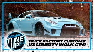 Trick Factory Customs' V3 Liberty Walk GT-R