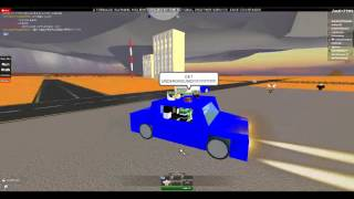 ROBLOX Storm Chasers - Season 1 - Part 21 - SQUIDNADO + SLENDER AT HQ = CRAZINESS