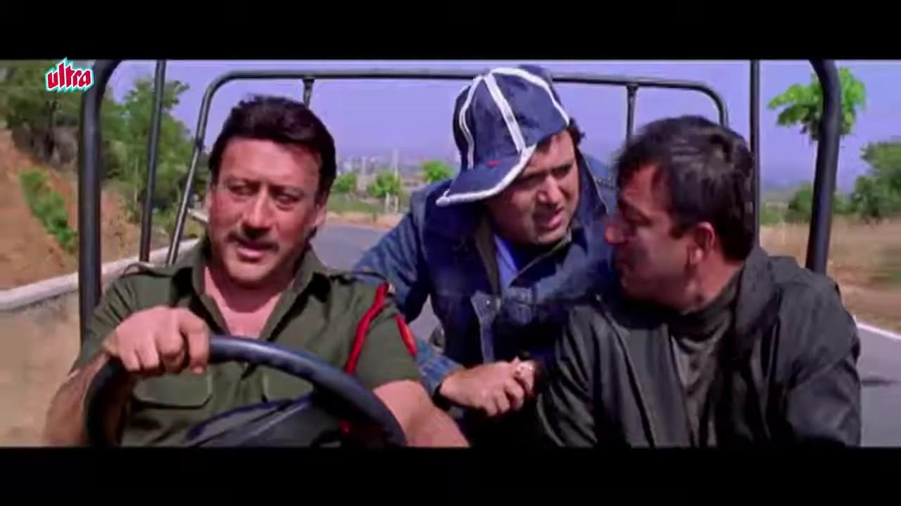 Download Ek aur ek gyarah movie sunjay dutt Govinda Jackie Shroff best fight scane