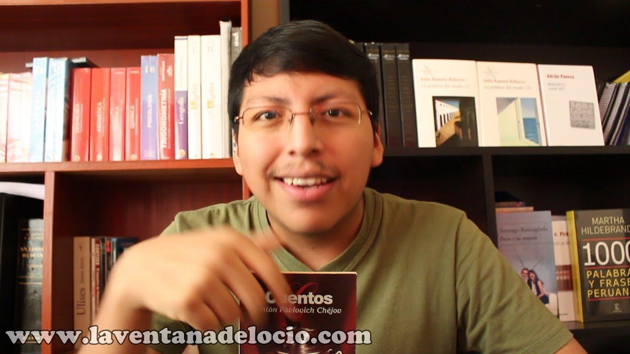 Cuentos de Antón Chéjov - YouTube