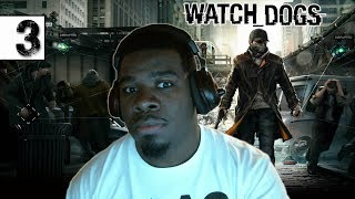 Watch Dogs Gameplay Walkthrough Part 3 - Big Brother - Watch Dogs Gameplay Black Guy