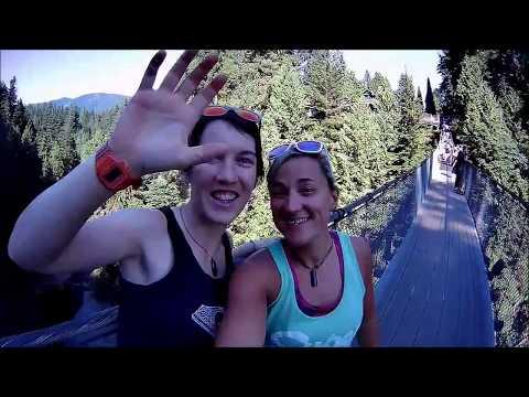 High Five Around North America  - Epic Travel Video