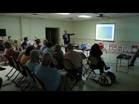 Shady Side Community Meeting - Cell Tower at Elementary School